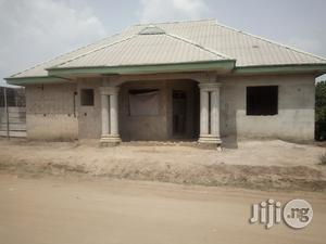 3bedroom Bungalow On Half Plot Of Land Opposite Sympathy Rd Off NTA Rd