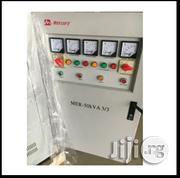 Mercury 50kva 3-phase Fully Voltage Stabilizer | Electrical Equipment for sale in Lagos State, Ikeja