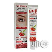 Goji Berry Eye Cream for Dark Circle Fading, Anti Aging and Soothing | Skin Care for sale in Lagos State, Amuwo-Odofin