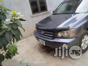 Toyota Highlander 2003 Gray | Cars for sale in Lagos State, Surulere