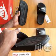 Authentic Nike Kawa Slide Black (USA) | Shoes for sale in Lagos State, Surulere