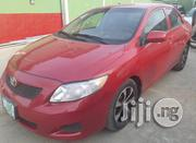 Toyota Corolla 2010 Red | Cars for sale in Lagos State, Kosofe