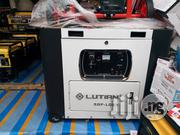 Brand New 10kva Lutian Generator. 100% Copper Coil With Warranty | Electrical Equipments for sale in Lagos State, Ojo