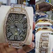Frank Muller Full Ice Watch Affordables | Watches for sale in Lagos State, Lagos Island