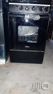 Midea Gas 3 Gas, 1 Electric With Oven | Restaurant & Catering Equipment for sale in Lagos State, Ojo