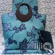 Ankara Bag With 6 Yards Wax and Purse Imported Here in Ikeja Viii | Bags for sale in Enugu State, Nsukka