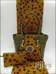 Exclusive Ankara Bags With 6yards Wax And Purse Imported Xiv   Bags for sale in Ogun State, Ijebu Ode