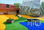 Green & Colour Artificial Grass For Schools Playground Design | Toys for sale in Lagos State, Ikeja