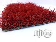Red 30mm Synthetic Grass In Ikeja Lagos | Landscaping & Gardening Services for sale in Lagos State, Ikeja