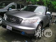 Infiniti FX35 2005 Gray | Cars for sale in Lagos State, Apapa