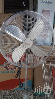 "Ultimate Power 18"" Stainless Standing Fan 
