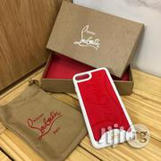 Christian Louboutin iPhone X Phone Case - Red/White | Accessories for Mobile Phones & Tablets for sale in Lagos State, Ikeja