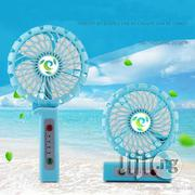 Mini Rechargeable Fan With Power Bank | Home Appliances for sale in Lagos State, Surulere
