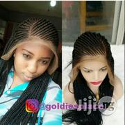 Neat Braided Wig | Hair Beauty for sale in Lagos State, Ikotun/Igando