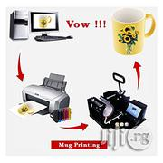 Combo Mug Press Machine | Printing Equipment for sale in Abuja (FCT) State, Central Business District