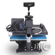 Generic T-shirt Heat Press Machine With Slide Out Style | Printing Equipment for sale in Rivers State, Port-Harcourt