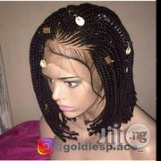 Short Braided Wig | Hair Beauty for sale in Lagos State, Ikotun/Igando