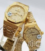 Authentic Pure Gold Color Audemers Piguet Watch   Watches for sale in Lagos State, Maryland