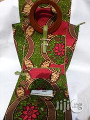 Well Designed Ankara Bags With 6yards Wax And Purse Ii | Bags for sale in Edo State, Benin City