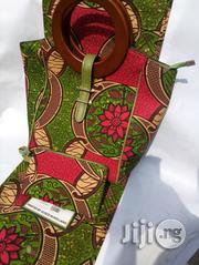 Well Designed Ankara Bags With 6yards Wax and Purse Iii | Bags for sale in Edo State, Benin City