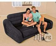 Intex Double Pull Out Sofa Bed | Furniture for sale in Abuja (FCT) State, Garki I