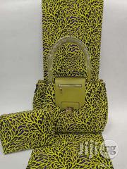 Imported Fabric Ankara Bags With 6yards Wax And Purse V   Bags for sale in Cross River State, Calabar