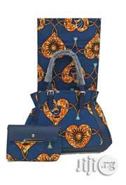 Fabricated Ankara Bags With 6yards Wax Purse All Imported X | Bags for sale in Ekiti State, Ilawe