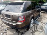 Land Rover Range Rover Sport 2011 Brown | Cars for sale in Lagos State, Apapa