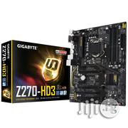 Gigabyte H270-hd3p Ga-h270-hd3p (1151) Ultra Durable Motherboard | Computer Hardware for sale in Lagos State, Ikeja