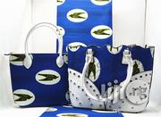 Fabricated Ankara Bags With 6yards Wax Purse All Imported Xiv | Bags for sale in Kano State, Dala