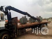 Hiab Lorries And Trucks For Hiring | Logistics Services for sale in Abuja (FCT) State, Utako