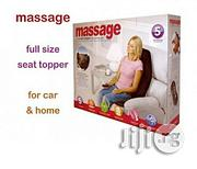 Generic Massager Full Seat Topper With Soothing Heat | Tools & Accessories for sale in Abuja (FCT) State, Central Business District