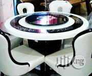 Marble Dining Table By 6   Furniture for sale in Abuja (FCT) State, Asokoro