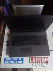 Laptop HP 15-ra003nia 4GB AMD HDD 500GB | Laptops & Computers for sale in Oyo State, Ogbomosho North