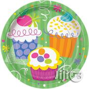 Cupcake Disposable Plates | Babies & Kids Accessories for sale in Lagos State, Surulere