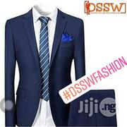 Men's Exclusive 2 Piece Suit: Jacket And Trouser | Clothing for sale in Lagos State, Ojota