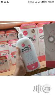 Alpha Arbutin Collagen Lotion | Skin Care for sale in Lagos State, Ojo