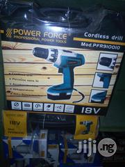 Cordless Drill Machine 18v | Electrical Tools for sale in Lagos State, Ikeja