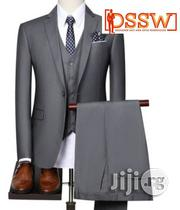 Men's Exclusive 3 Piece Suit | Clothing for sale in Lagos State, Ojota