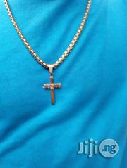 Generic Neck Chain and Cross Pendant | Jewelry for sale in Lagos State, Surulere