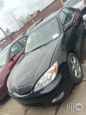 Toyota Camry 2004 Brown