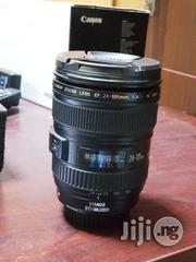 Canon Lens Ef 24-105mm F4L Is Usm | Accessories & Supplies for Electronics for sale in Lagos State, Ikeja