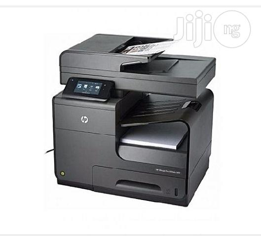HP Officejet Pro Multifunction Colour Printer
