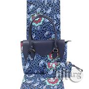 Imported Fabric Made Bags With 6yards Wax and Purse Xv | Bags for sale in Plateau State, Jos
