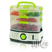 Sensio Beautiful Healthy Meals 3-tier Electric Steamer - 9 Litre | Kitchen Appliances for sale in Abuja (FCT) State, Central Business District