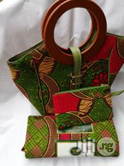 High Quality Imported Ankara Bags With 6yards Wax Purse Xiv | Bags for sale in Anambra State, Onitsha South