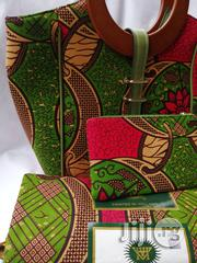 High Quality Imported Ankara Bags With 6yards Wax & Purse Xvi | Bags for sale in Bauchi State, Bauchi LGA