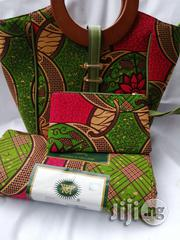 High Quality Imported Ankara Bags With 6yards Wax & Purse Xvii | Bags for sale in Bauchi State, Bauchi LGA