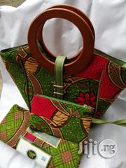 High Quality Imported Ankara Bags With 6yards Wax Purse Xix | Bags for sale in Bauchi State, Bauchi LGA