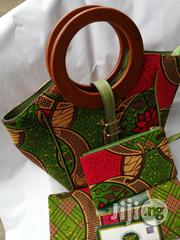 High Quality Imported Ankara Bags With 6yards Wax Purse Xx | Bags for sale in Bauchi State, Bauchi LGA